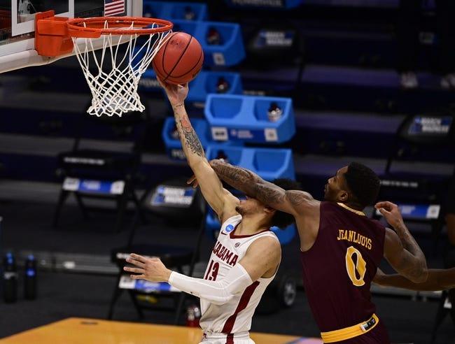 Maryland at Alabama - 3/22/21 College Basketball Picks and Prediction