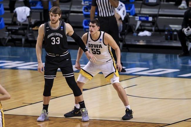 Oregon at Iowa: 3/22/21 NCAA Tournament College Basketball Picks and Predictions