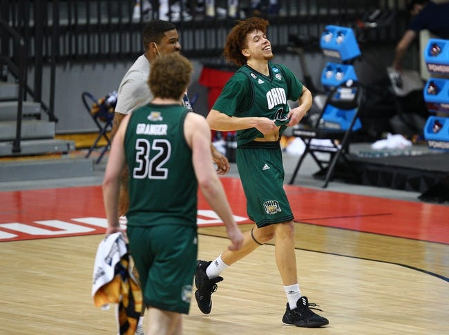 Ohio  at Creighton - 3/22/21 College Basketball Picks and Prediction