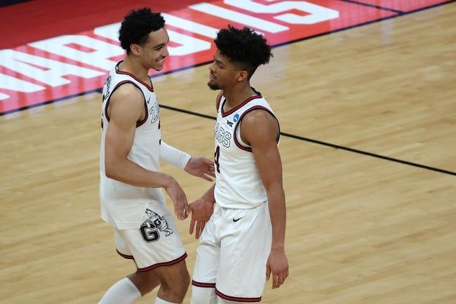 Oklahoma at Gonzaga 3/22/21 College Basketball Picks and Predictions