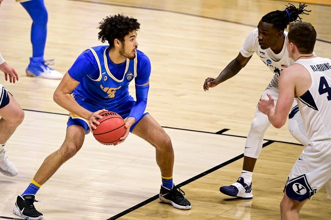 Abilene Christian at UCLA:  3/22/21 NCAA Tournament College Basketball Picks and Predictions