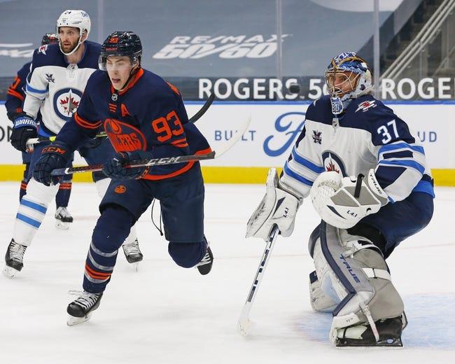 Winnipeg Jets vs Edmonton Oilers NHL Picks, Odds, Predictions 4/17/21