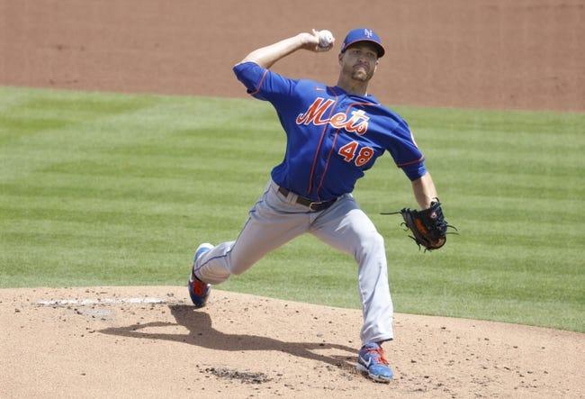 Washington Nationals at New York Mets - 4/23/21 MLB Picks and Prediction
