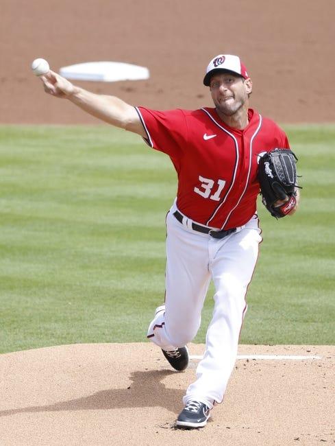 Atlanta Braves at Washington Nationals - 4/5/21 MLB Picks and Prediction