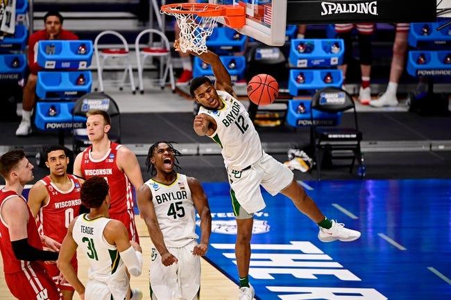 Villanova at Baylor: 3/27/21 College Basketball Picks and Prediction