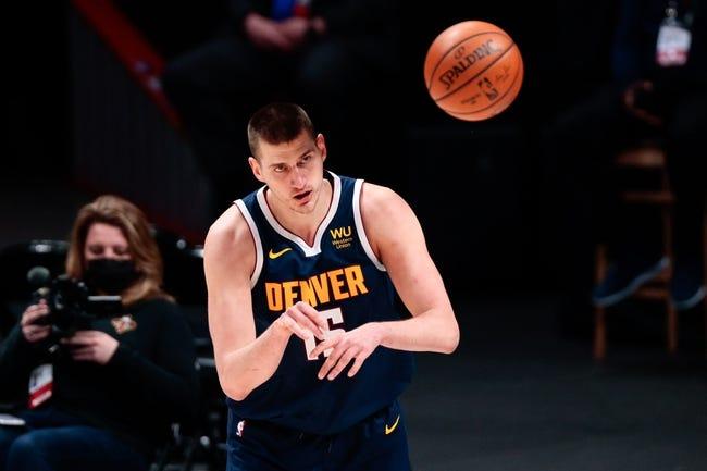 Denver Nuggets at Orlando Magic - 3/23/21 NBA Picks and Prediction
