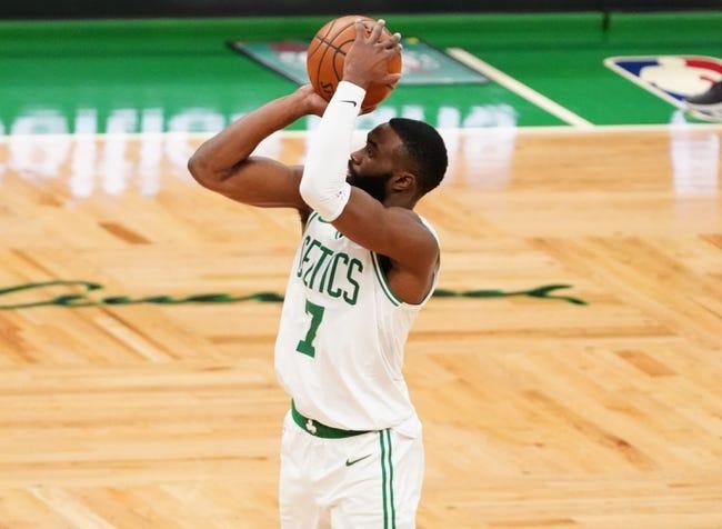 Charlotte Hornets at Boston Celtics - 4/4/21 NBA Picks and Prediction