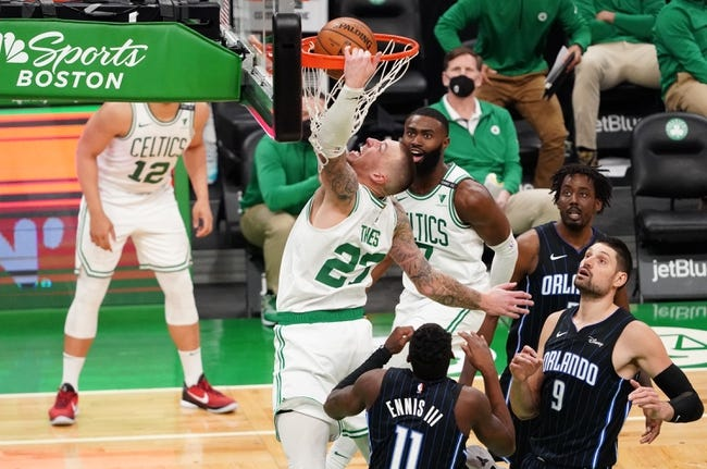 Orlando Magic vs Boston Celtics NBA Picks, Odds, Predictions 5/5/21