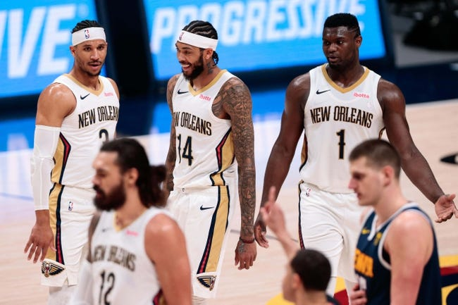 Los Angeles Lakers at New Orleans Pelicans - 3/23/21 NBA Picks and Prediction