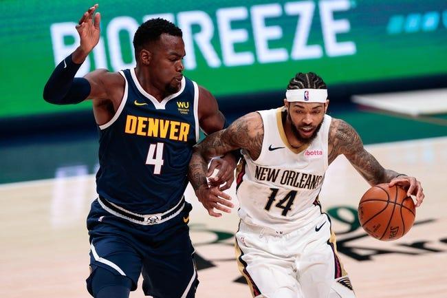New Orleans Pelicans vs Denver Nuggets NBA Picks, Odds, Predictions 3/26/21