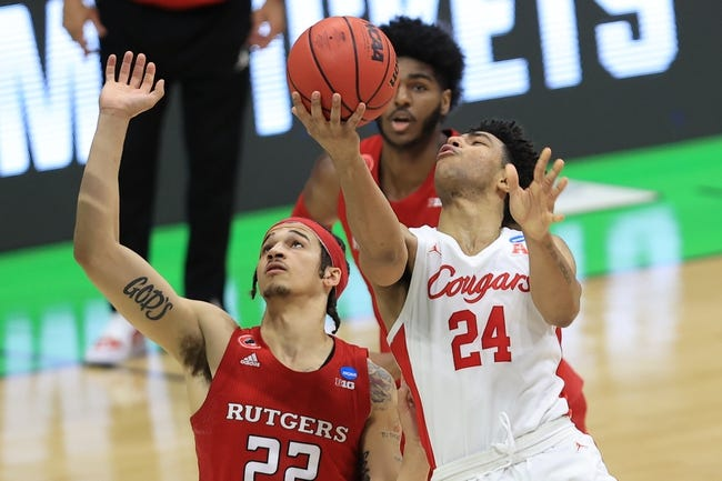 Syracuse  at Houston - 3/27/21 College Basketball Picks and Prediction