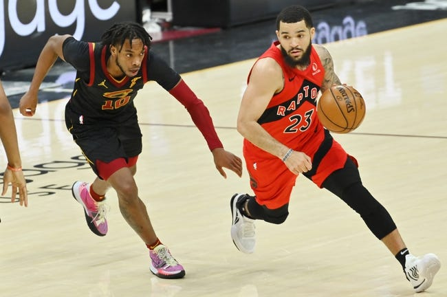 Cleveland Cavaliers vs Toronto Raptors NBA Picks, Odds, Predictions 4/10/21