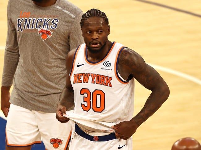 Miami Heat at New York Knicks - 3/29/21 NBA Picks and Prediction