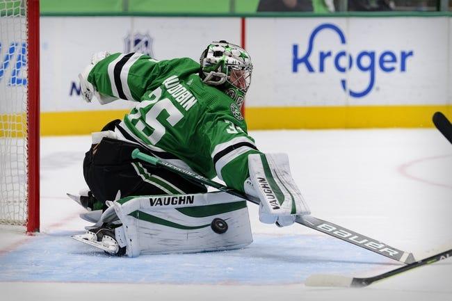 Nashville Predators vs Dallas Stars NHL Picks, Odds, Predictions 3/30/21