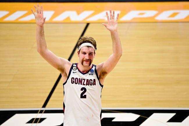 Creighton at Gonzaga: 3/28/21 NCAA Tournament College Basketball Picks and Predictions