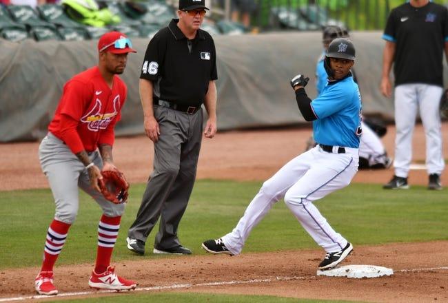 Miami Marlins vs St. Louis Cardinals MLB Picks, Odds, Predictions 4/5/21