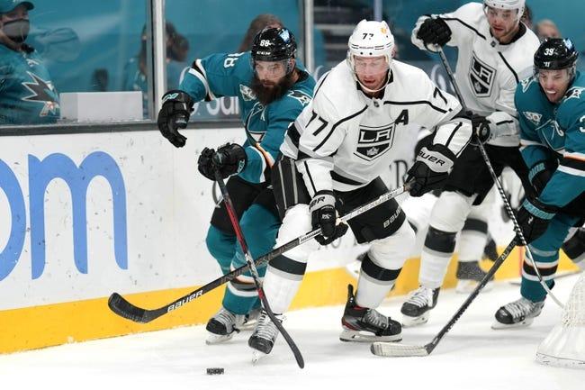 San Jose Sharks vs Los Angeles Kings NHL Picks, Odds, Predictions 3/24/21
