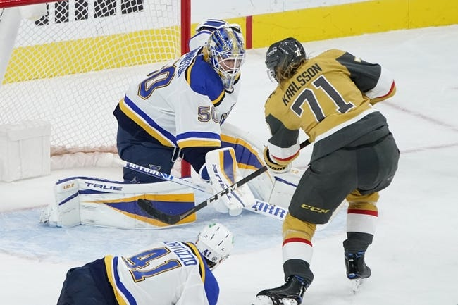 St. Louis Blues vs Vegas Golden Knights NHL Picks, Odds, Predictions 4/5/21