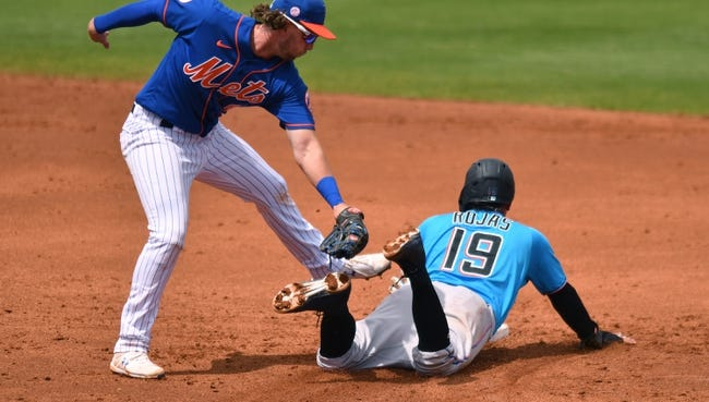 New York Mets vs Miami Marlins MLB Picks, Odds, Predictions 4/11/21