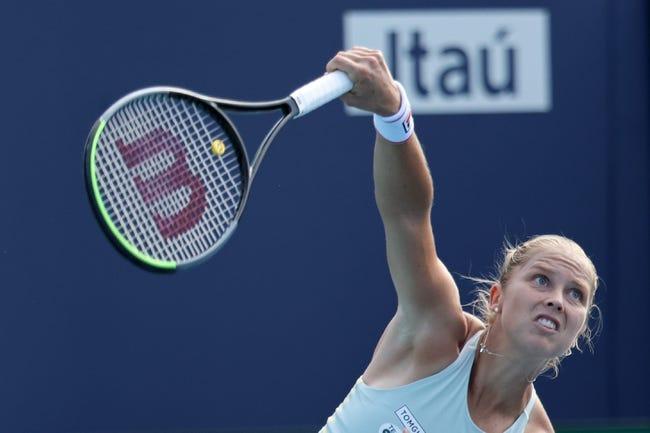 Miami Open: Elina Svitolina vs. Shelby Rogers 3/25/21 Tennis Prediction