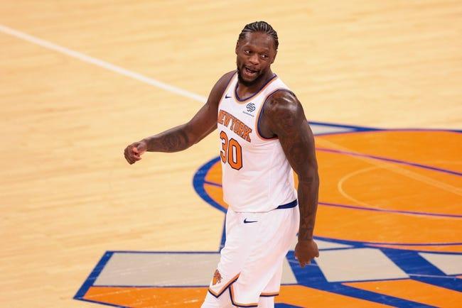 New York Knicks at Milwaukee Bucks - 3/27/21 NBA Picks and Prediction