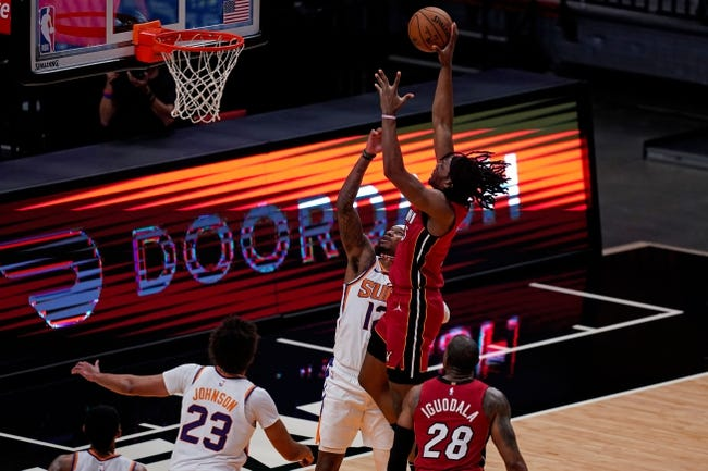 Miami Heat at Phoenix Suns - 4/13/21 NBA Picks and Prediction