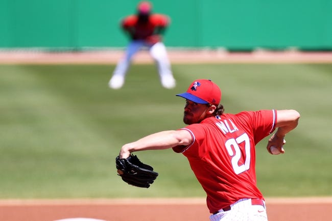 Atlanta Braves at Philadelphia Phillies - 4/1/21 MLB Picks and Prediction