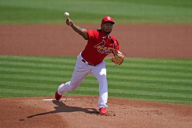 St. Louis Cardinals vs Milwaukee Brewers MLB Picks, Odds, Predictions 4/10/21
