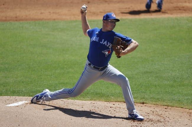 Toronto Blue Jays vs Washington Nationals MLB Picks, Odds, Predictions 4/27/21