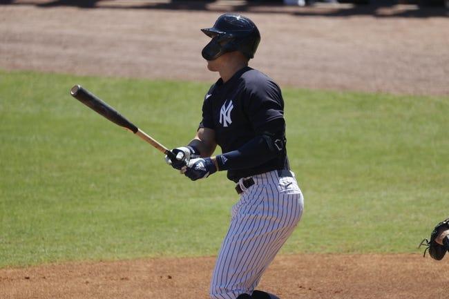 Toronto Blue Jays at New York Yankees - 4/4/21 MLB Picks and Prediction