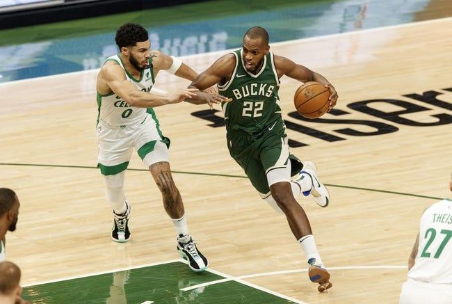 Boston Celtics at Milwaukee Bucks - 3/26/21 NBA Picks and Prediction