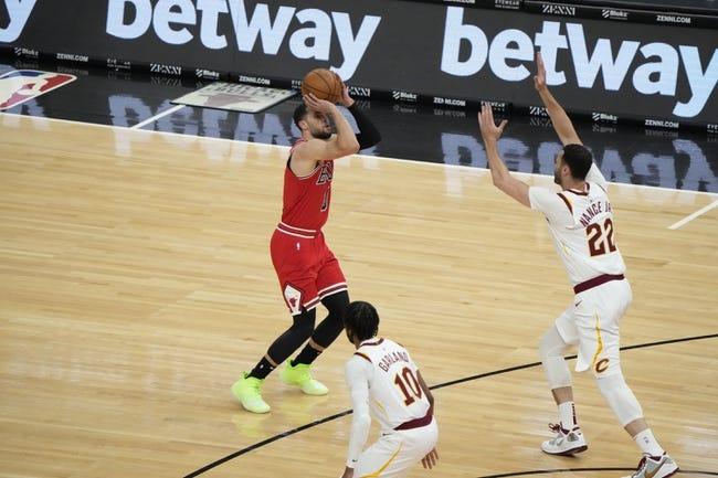 Chicago Bulls at Indiana Pacers - 4/6/21 NBA Picks and Prediction