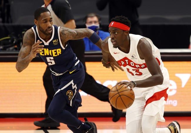 Toronto Raptors at Detroit Pistons - 3/29/21 NBA Picks and Prediction