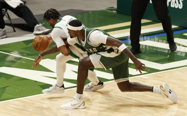 Milwaukee Bucks vs Boston Celtics NBA Picks, Odds, Predictions 3/26/21