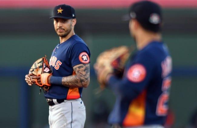 Houston Astros at Oakland Athletics: 4/1/21 MLB Picks and Predictions