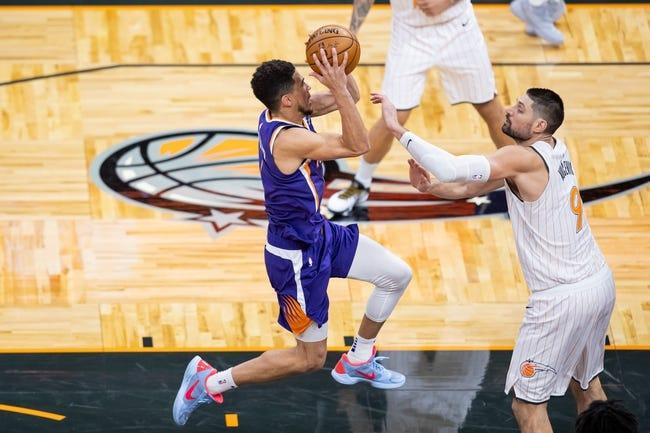 Phoenix Suns at Charlotte Hornets - 3/28/21 NBA Picks and Prediction