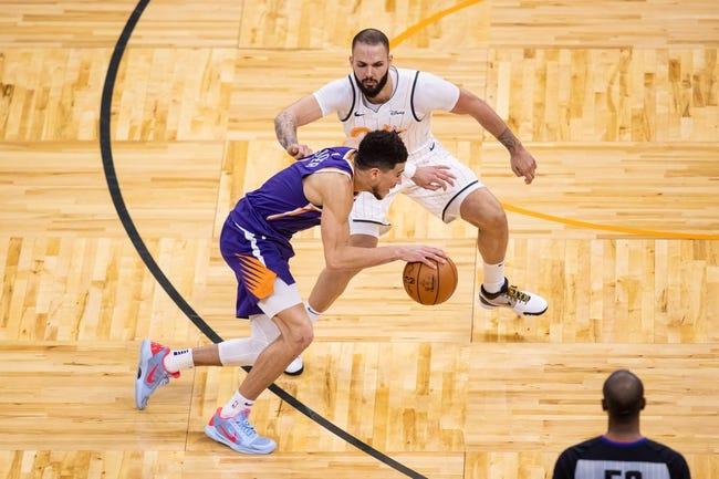 Phoenix Suns at Toronto Raptors - 3/26/21 NBA Picks and Prediction