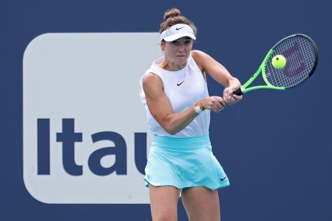 Miami Open: Petra Kvitova vs. Elina Svitolina 3/29/21 Tennis Prediction