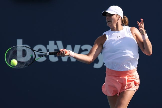 Miami Open: Aryna Sabalenka vs. Veronika Kudermetova 3/27/21 Tennis Prediction