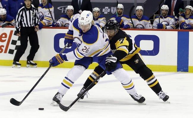 Buffalo Sabres vs Pittsburgh Penguins NHL Picks, Odds, Predictions 4/17/21