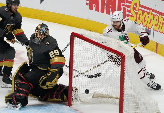 Colorado Avalanche vs Vegas Golden Knights NHL Picks, Odds, Predictions 3/27/21
