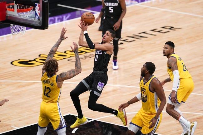 Sacramento Kings at Golden State Warriors - 4/25/21 NBA Picks and Prediction