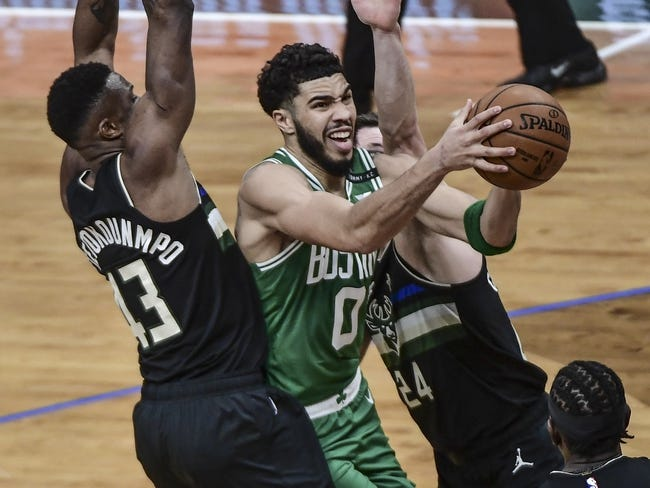 New Orleans Pelicans at Boston Celtics - 3/29/21 NBA Picks and Prediction