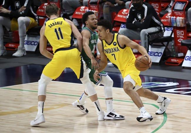Indiana Pacers at Washington Wizards - 3/29/21 NBA Picks and Prediction
