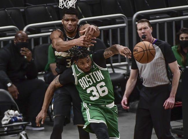 Oklahoma City Thunder vs Boston Celtics NBA Picks, Odds, Predictions 3/27/21