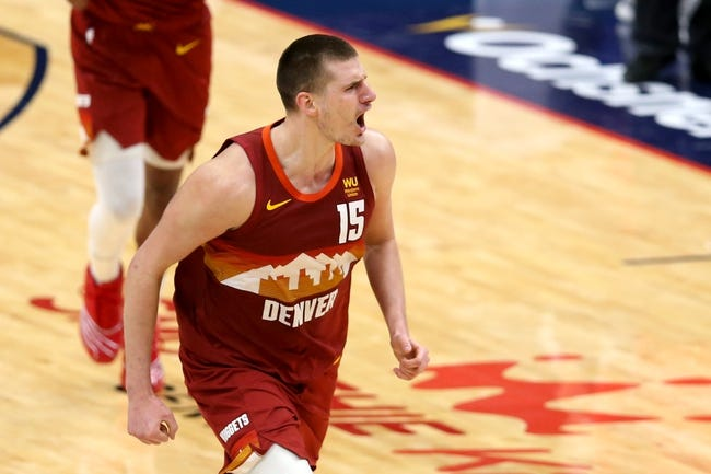 Philadelphia 76ers at Denver Nuggets - 3/30/21 NBA Picks and Prediction