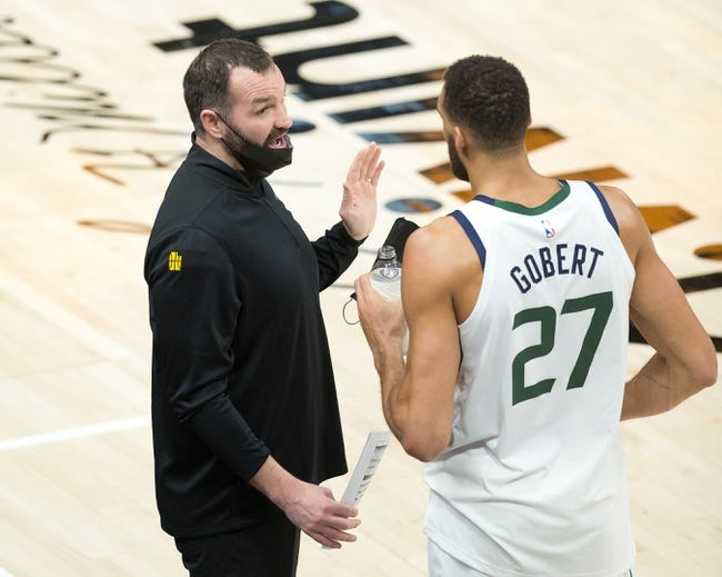 Utah Jazz at Memphis Grizzlies - 3/31/21 NBA Picks and Prediction