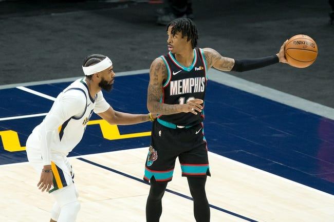 Utah Jazz vs Memphis Grizzlies NBA Picks, Odds, Predictions 3/27/21 -  Sports Chat Place