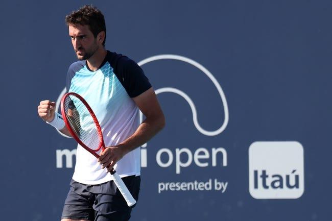 Miami Open: Marin Cilic vs. Lorenzo Musetti 3/29/21 Tennis Prediction