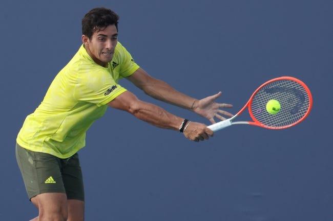 Monaco Masters: Cristian Garin vs Felix Auger-Aliassime 4/12/21 Tennis Prediction